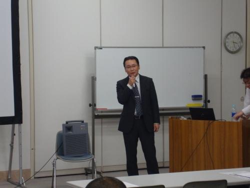 2017/12/15 埼玉県産業振興公社主催 平成29年度 第6回 埼玉県ナノカーボン人材育成プログラムにて弊社代表取締役 吉田英夫 が講演を行いました。