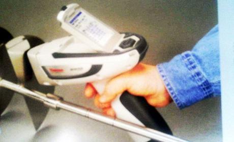 携帯型X線分析装置